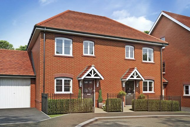 3 bedroom terraced house for sale in The Lewes, Corunna, Inkerman Lane, Aldershot, Hampshire