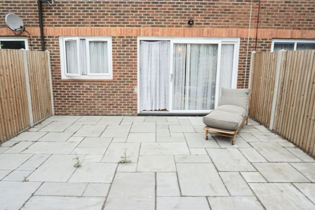 Rear View of Tiptree Crescent, Clayhall, Ilford IG5