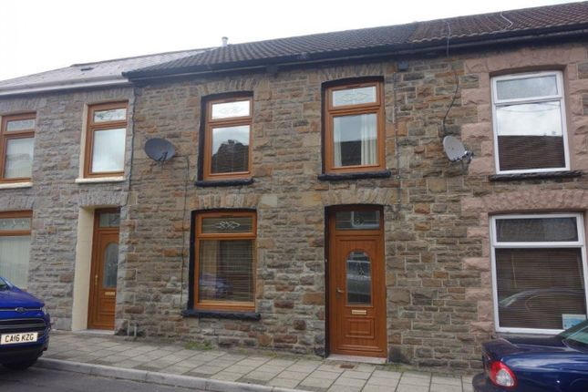 Thumbnail Terraced house to rent in Avondale Road, Rhondda Cynon Taff