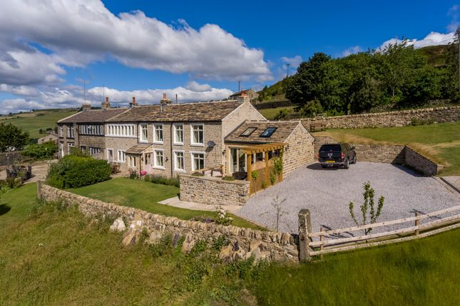 Thumbnail Cottage for sale in Simon Green Road, Bolster Moor, Huddersfield