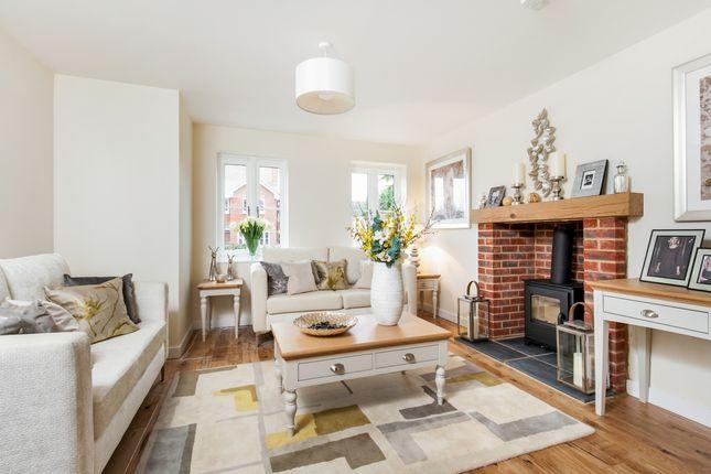 Thumbnail Detached house to rent in De Port Heights, Corhampton, Southampton
