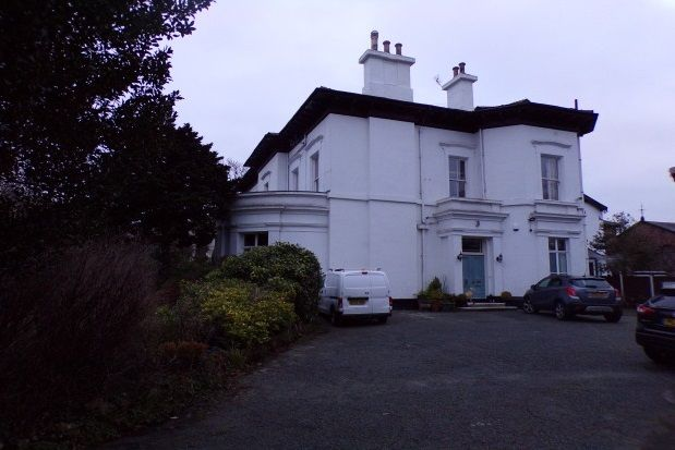 Thumbnail Flat to rent in Fulwood Park, Aigburth, Liverpool