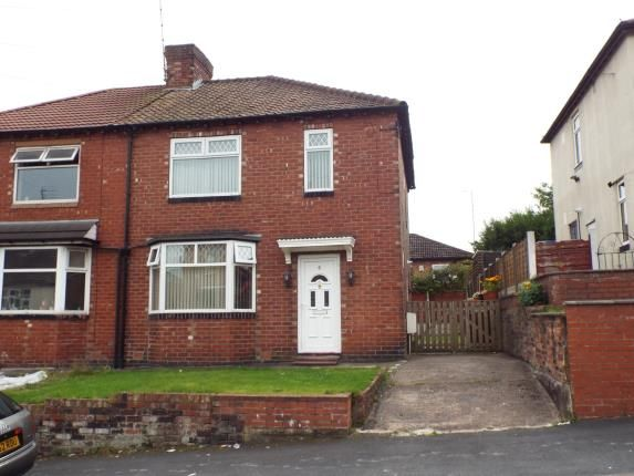 Thumbnail Semi-detached house for sale in Windle Avenue, Manchester, Greater Manchester