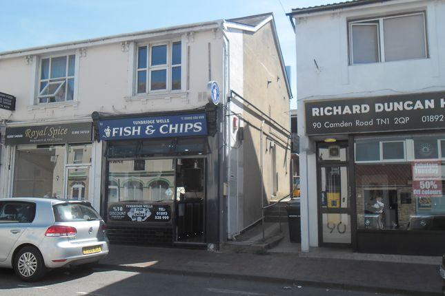 Thumbnail Restaurant/cafe to let in Camden Road, Tunbridge Wells