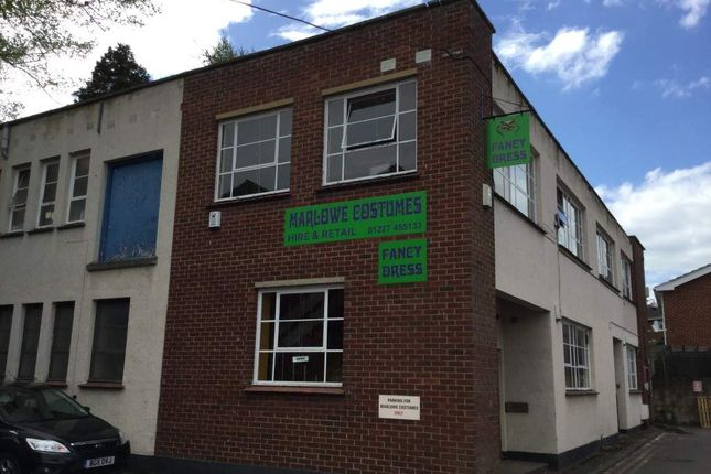 Thumbnail Retail premises for sale in Roper Close, Canterbury
