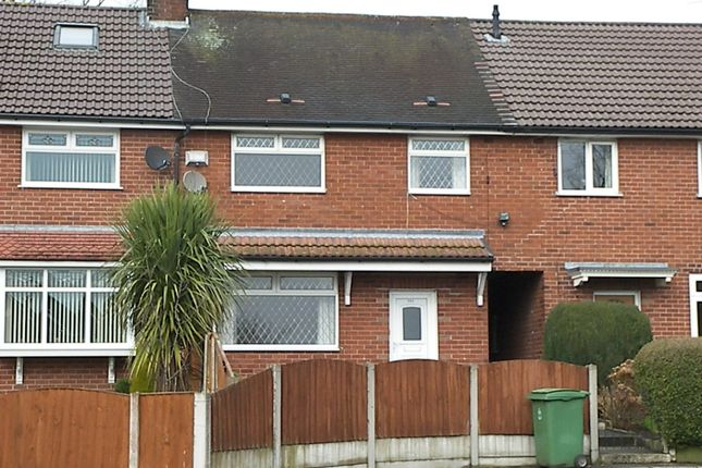 Thumbnail Town house to rent in Highfield Road, Farnworth