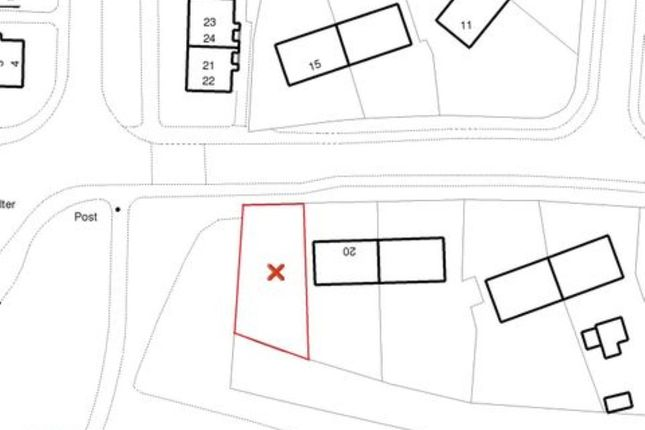 Building Plot Adjacent 20 Harehill Road, Grangewood, Chesterfield, Derbyshire S40