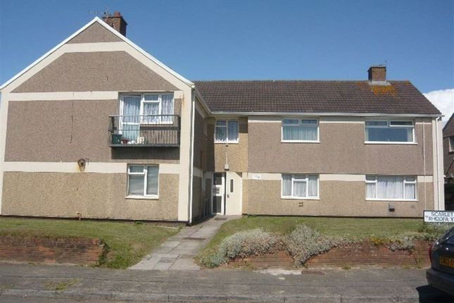Thumbnail Flat to rent in Booth House, Scarlet Avenue, Port Talbot