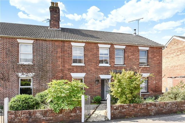 Thumbnail Terraced house for sale in New Borough Road, Wimborne