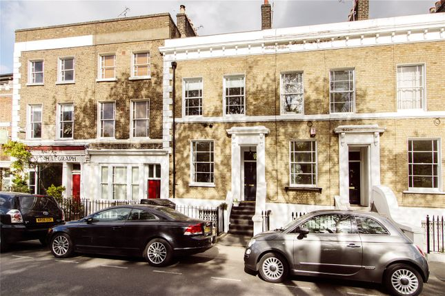 Thumbnail Terraced house for sale in Cadogan Terrace, London