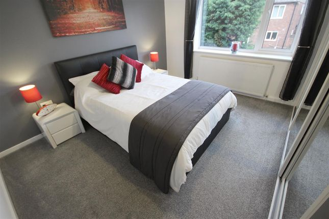 Master Bedroom of Lupton Road, Sheffield S8