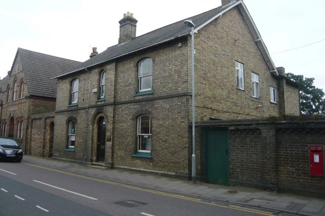 Thumbnail Office for sale in High Street, Ramsey