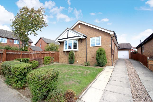 Thumbnail Detached bungalow for sale in Cromwell Rise, Kippax, Leeds