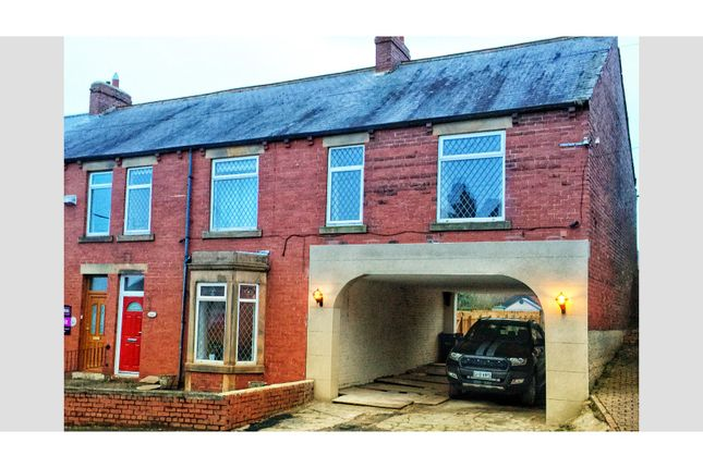 Thumbnail Semi-detached house for sale in The Folly, Ryton