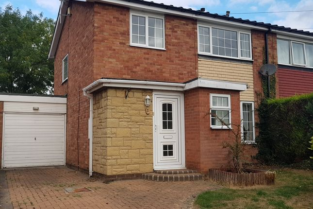 Thumbnail Semi-detached house to rent in Pembroke Drive, Carlton In Lindrick