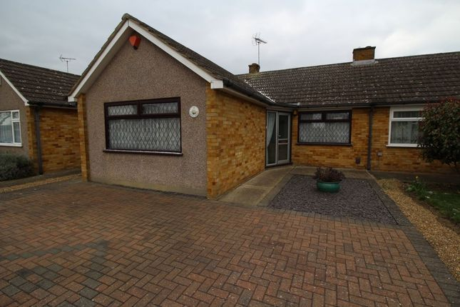 Thumbnail Bungalow for sale in Danes Mead, Kemsley, Sittingbourne
