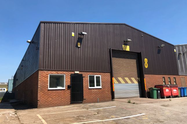 Thumbnail Industrial to let in Unit 8, Tollgate Industrial Estate, Stafford, Staffordshire