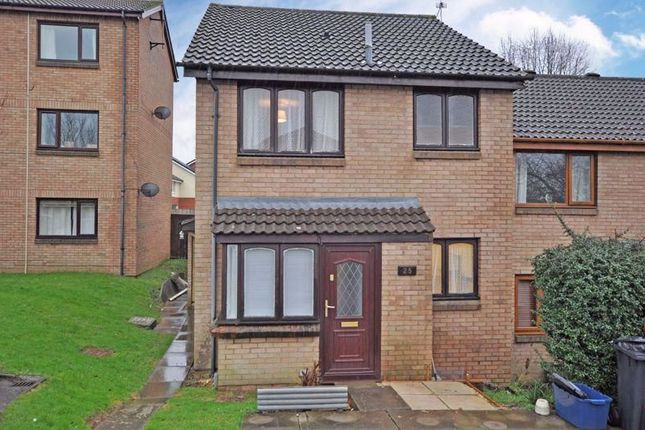 Thumbnail Terraced house to rent in Collingwood Avenue, Newport