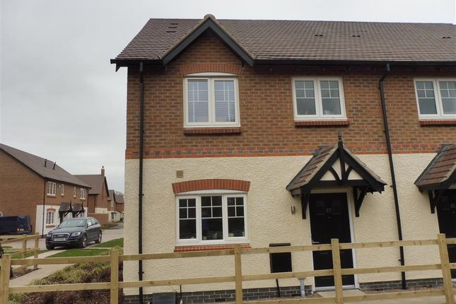 Thumbnail Semi-detached house to rent in Meer Stones Road, Balsall Common, Coventry
