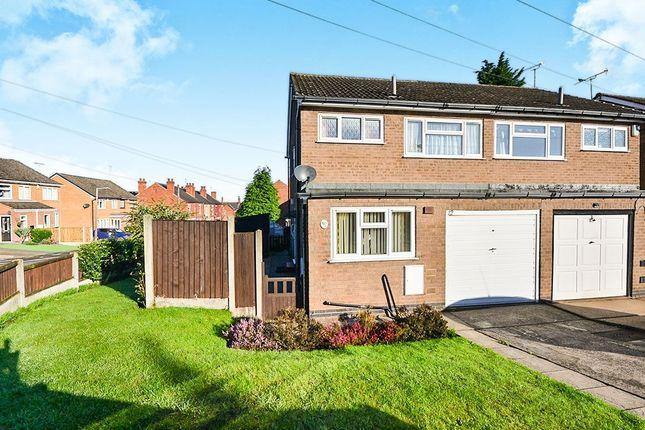 3 bed semi-detached house for sale in Cromford Road, Kirkby-In-Ashfield, Nottingham