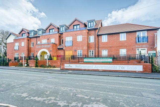 Thumbnail Flat for sale in Lido Grange, Sandy Lane, Prestatyn, Denbighshire