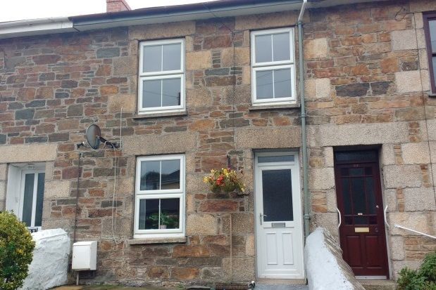 Thumbnail Property to rent in Falmouth Road, Redruth