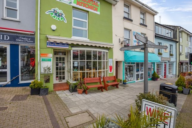 Thumbnail Retail premises for sale in Broad Steps, Middle Street, Brixham