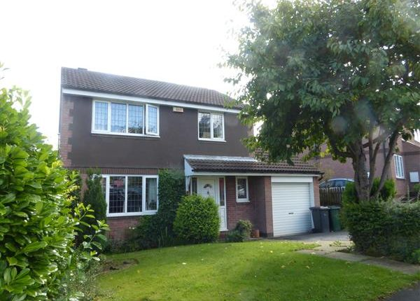 Thumbnail Detached house for sale in Falcon Knowle Ing, Darton, Barnsley