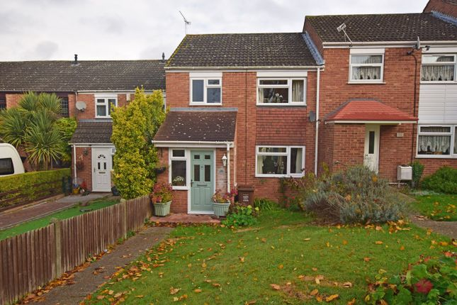Thumbnail Terraced house to rent in Kingfisher Drive, Walderslade
