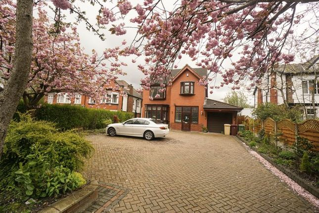 Thumbnail Detached house to rent in Chorley New Road, Lostock, Bolton