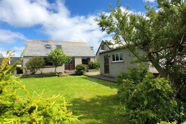 Thumbnail Detached house for sale in Looma Chun, Weyland Bay, Kirkwall, Orkney