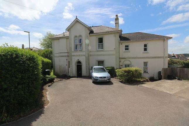 Thumbnail Flat for sale in Shirburn Road, Torquay