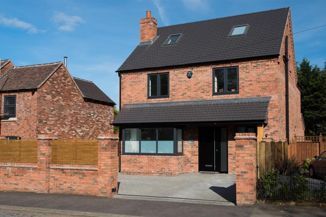 Thumbnail Detached house for sale in Main Road, Ombersley, Droitwich