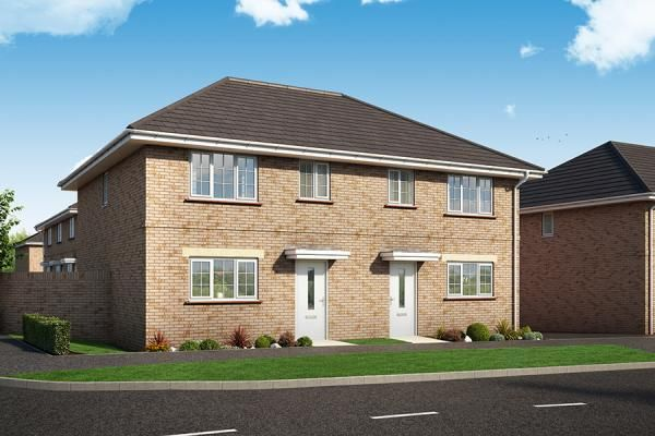 "Thumbnail Property for sale in ""The Cypress At Francis Gate"" at Boars Tye Road, Silver End, Witham"