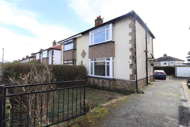 2 bed semi-detached house to rent in Calverley Moor Avenue, Pudsey LS28