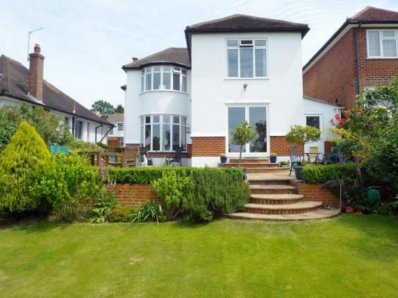 Thumbnail Detached house for sale in Old Park View, Enfield, Middlesex