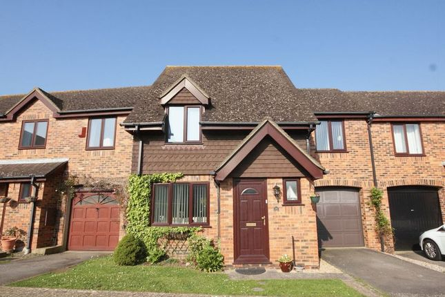 Thumbnail Terraced house for sale in Atkinson Close, Alverstoke