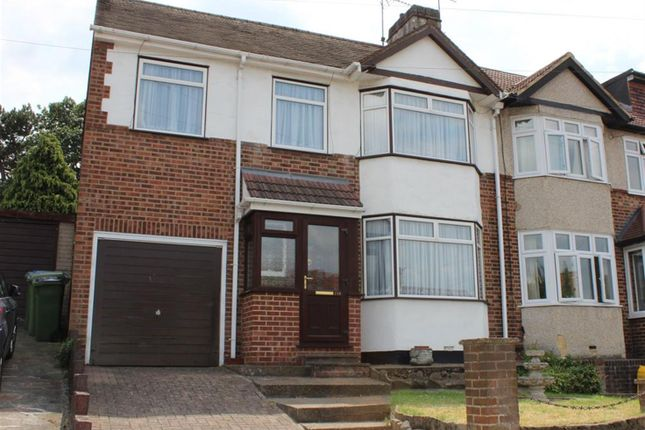 Thumbnail End terrace house for sale in Woodbrook Road, Abbey Wood, London