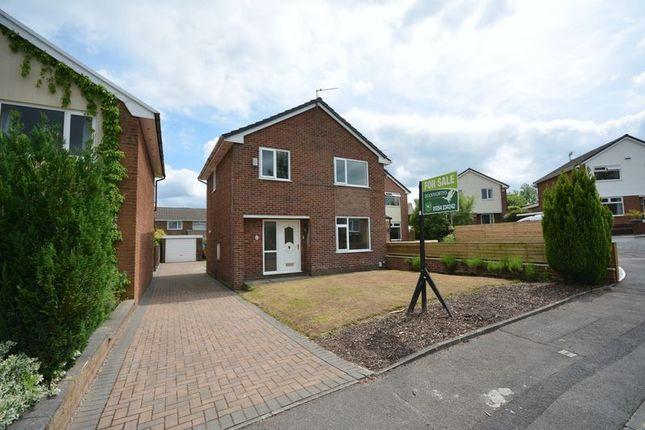 Thumbnail Detached house for sale in Elm Close, Rishton, Blackburn