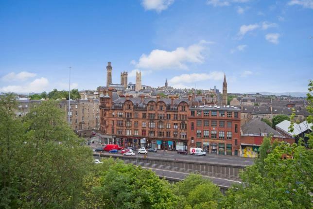 Street of Hill Street, Garnethill, Glasgow, Lanarkshire G3