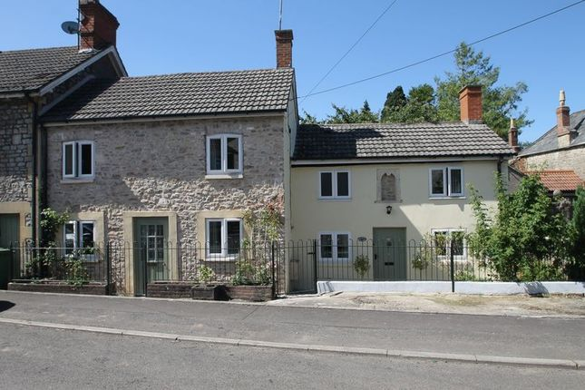 Thumbnail End terrace house for sale in High Street, Oakhill, Radstock