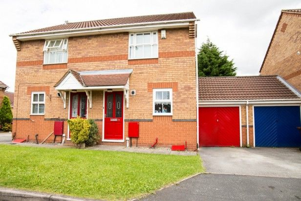 Thumbnail Property to rent in Whimbrel Avenue, Newton-Le-Willows