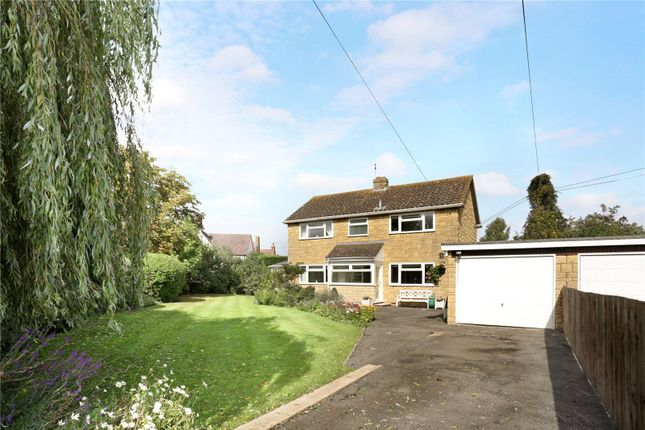 Thumbnail Detached house for sale in Arrow Lane, North Littleton, Evesham, Worcestershire