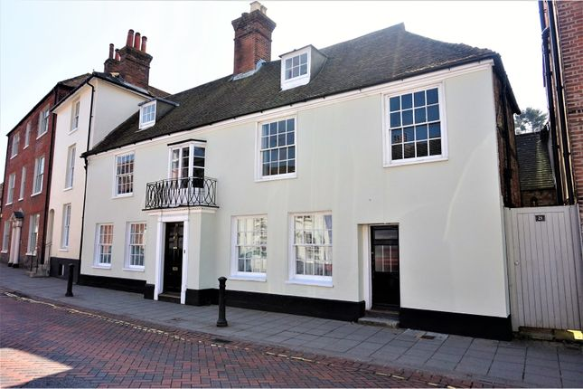 Thumbnail Terraced house for sale in Westgate, Chichester