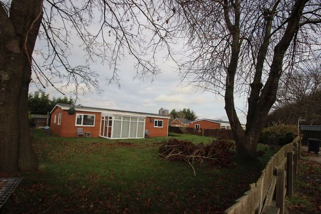 Thumbnail Semi-detached bungalow to rent in Sun Valley Bungalow, Stoney Street, Madley, Herefordshire