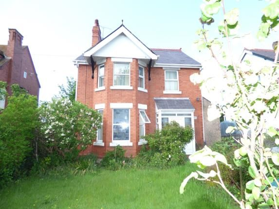 Thumbnail Detached house for sale in Conway Road, Colwyn Bay, Conwy