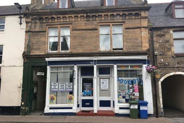 Thumbnail Office for sale in High Street, Forres