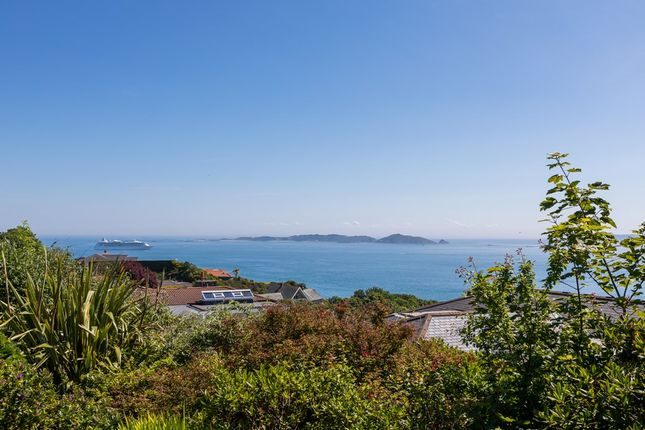 Thumbnail Detached bungalow for sale in 109 Rue Charlotte, St. Peter Port, Guernsey