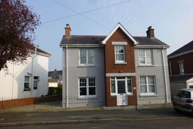 Thumbnail Detached house to rent in Myrddin Crescent, Carmarthen