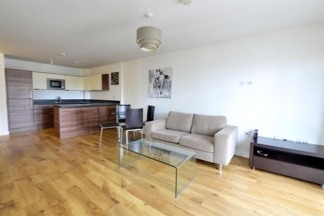 Thumbnail Flat to rent in Hurley House, Parkwest, West Drayton